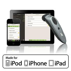 made for Ipad, Iphone e Ipod