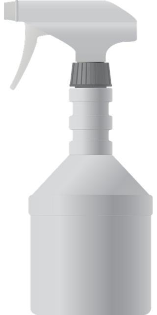 spray para desinfectar