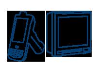 Terminales PDAs y Tablets