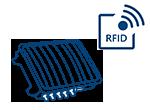 Lectores y grabadores RFID