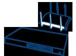 Infraestructura RF Wireless