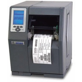 H-6212X - 6inch-203 DPI, 12 IPS, Bi-Directional TT Printer, 220v: EU and GB Plug, 3.0inch Metal Media Hub